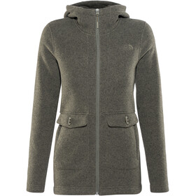 The North Face Crescent Giacca Donna verde oliva